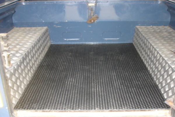 Defender Boot Mat Liner